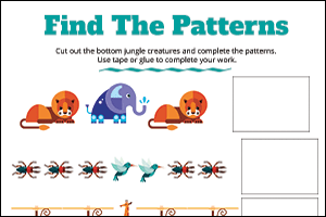 math worksheets for kindergarteners