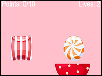 candy bowl online math game